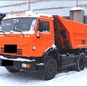 Вывоз мусора, снега фото