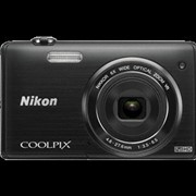 Фотоаппарат Nikon Coolpix S5200 Black чехол фото
