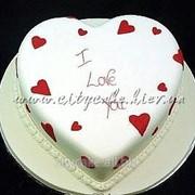 Торт подарочный №40 код товара: 14885 фото