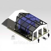 Палатка дезактивационная PZ 40 3 L фото
