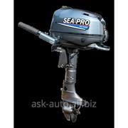Лодочный Мотор Sea-Pro F6S фото