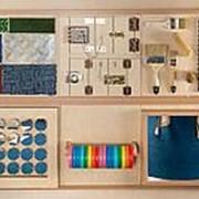 РеаМед Тактильно-разивающая панель «Кисточки» арт. RM14056 фото
