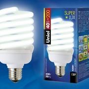 S Спиральные лампы ESL-S12-40/4200/E27 картон фото