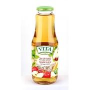 Сок яблочный осветленный 100% Vita Premium фото