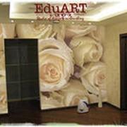 Художественная роспись помещений фото