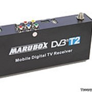 Цифровой автомобильный Marubox DVB-T2 фото