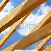 Стропила деревянные от производителя фото