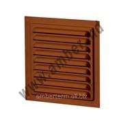 Вентиляционные решетки MBM-125c коричневый фото