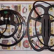 Катушка,датчик к металлоискателям,металлодетекторам Кардинал профи,Кардинал,Корсар,Корсар супермастер 2 ,монокатушки,DD катушки фото
