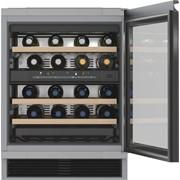 Встраиваемый винный шкаф шириной 60 см MIELE KWT 6321 UG фото