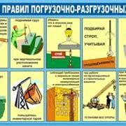 Стенды информационные по охране труда, безопасности движения фото