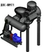 Дегазатор вакуумный самовсасывающий ДВС-III фото