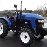 Мини-трактор Булат-264Е, трактор садовый фото