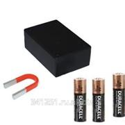 GSM няня, GSM прослушка, GSM сигнализация, GSM микрофон Maglev-3AA на батарейках АА фото
