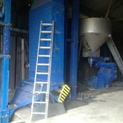 Гранулятор ОГМ 1,5 (линия грануляции комбикорма, отходов производств сельского хозяйства и лесной промышленности) фото