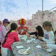 Мастер-класс на детский праздник фото