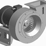Вентилятор центробежный дутьевой ВДН-21 с электродвигателем АИР355МВ8 фото