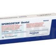 Гемостатическая губка Спонгостан (Spongostan) анальная 8х3см, производства Ethicon фото