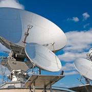 Оборудование для спутникового телевидения фото