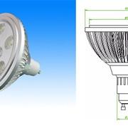 Лампа LS-HP9W-001-G фото