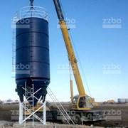 Силос цемента СЦМ-100 фото