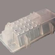 Маточная клеточка в молдове (нержавейка/дерево)Клеточка Титова нужна для временной изоляции матки или маточника. Корпус - сетка из нержавеющей стали, клапан - дерево. фото