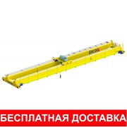 Кран козловой, мостовой, консольный, строительный  фото