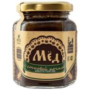 Мед. Мёд натуральный с Сосновой почкой, 200 мл фото