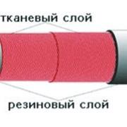 Рукава резиновые напорные с текстильным каркасом ГОСТ фото