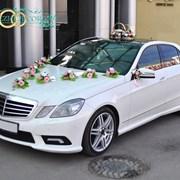 Аренда свадебных украшений на автомобиль Калуга фото