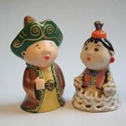 Сувенир национальный Шолпан и Айдар фото