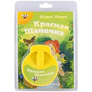 Диафильм СВЕТЛЯЧОК 4631 Красная шапочка фото