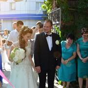 Ведущая - тамада на свадьбу в Краснодаре фото