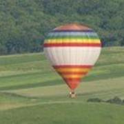 Полет на воздушном шаре в Западной Украине. Львов фото
