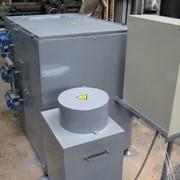 Линия для механической переработки печатных плат радиоаппаратуры. фото