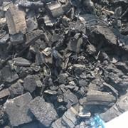 Уголь технический фото