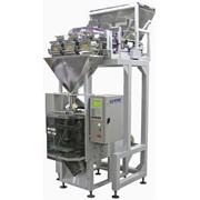 Весовой упаковочный автомат для фасовки крупнокусковых продуктов с повышенной точностью в полиэтиленовую пленку МДУ-НОТИС-01-440/520*-2К-3МП фото