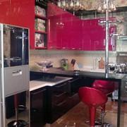 Сборка кухонной мебели фото