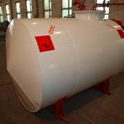 Резервуры для горючесмазочных материалов от 1 до 200 м.куб фото