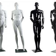 Робот манекен фото