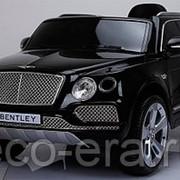 Электромобиль Bentley Bentayga фото