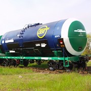 Вагон - Цистерна под ГСМ 15-1566-06 фото