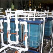 Установка электродиализная обессоливания воды ЭДИС-П-40000 фото