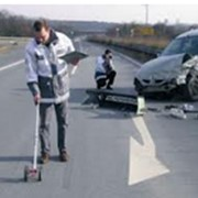 Оценка ущерба при ДТП. фото