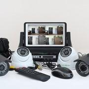 Комплект відеоспостереження 2х2 фото