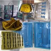 Изготовление модельных комплектов из пластполимерных материалов (полиуретановых и эпоксидных литьевых смол и модельных плит) фото