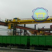 Кран мостовой электрический фото