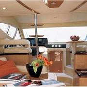 Суда спортивные моторные: катера, яхта Ferretti 500 фото