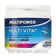 Спорт. питание Multi Vita+100 Kapseln Dose фото