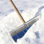 Вывоз снега и льда фото